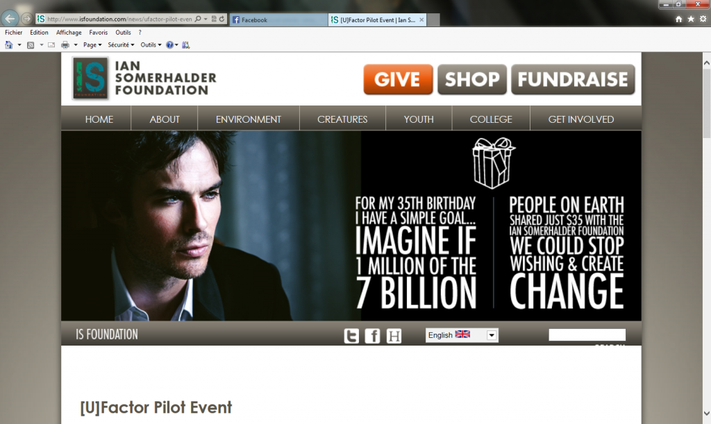 ISF IAN SOMERHALDER FOUNDATION 33